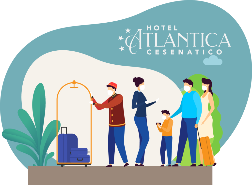 vacanza sicura hotel atlantica@2x Hotel Atlantica Cesenatico